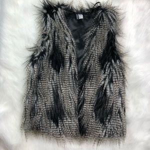 Divided by H&M Fur Vest